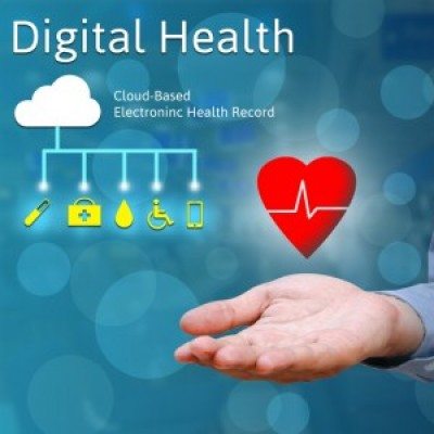 Dijital Sağlık grup logosu
