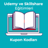 Ücretsiz Online Eğitim (Kupon Kodu Paylaşımları) grup logosu