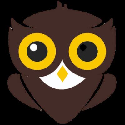 Coffee Shop Baykuş grup logosu